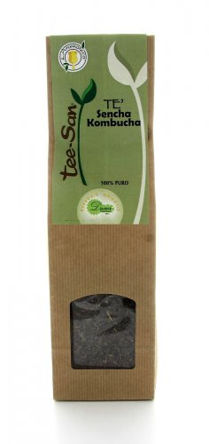 Tè Sencha Kombucha