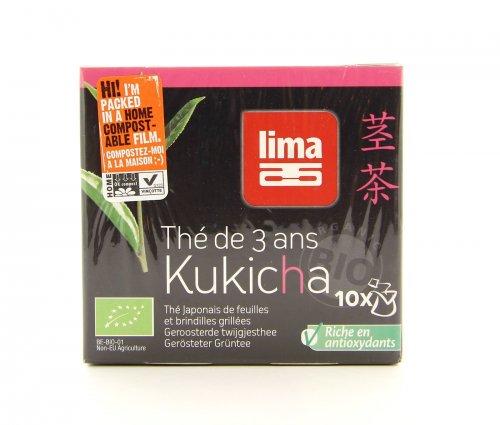 Tè Kukicha in Filtri