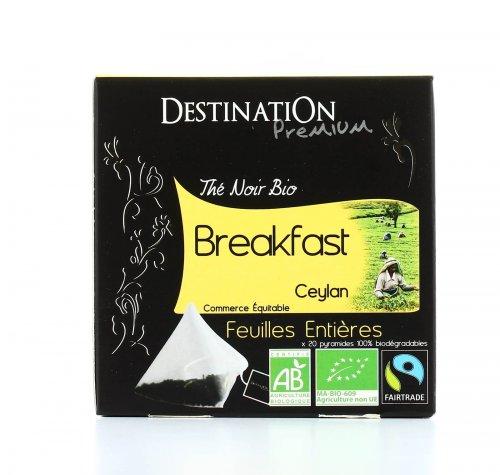 Tè Nero Bio Breakfast Ceylon