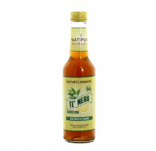 Tè Nero Darjeeling al Limone