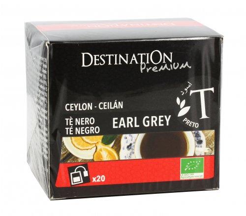Tè Nero Ceylon Earl Grey Ceylon