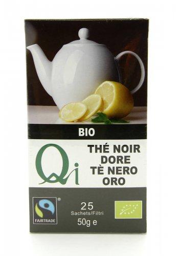 Tè Nero Oro