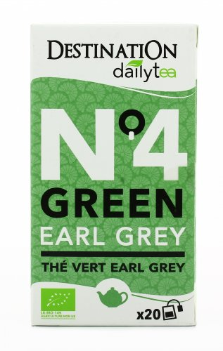 Tè Verde Early Grey - Daily Tea N°4