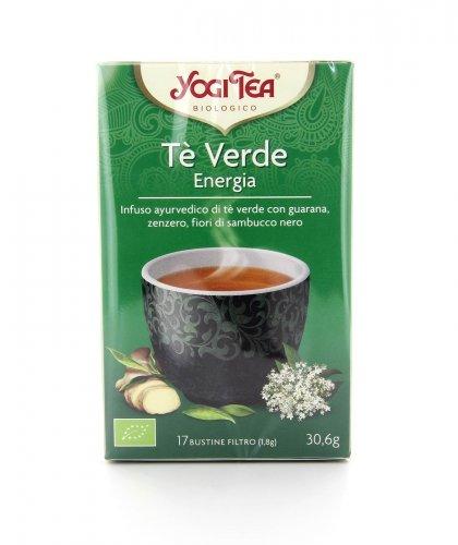 Yogi Tea - Tè Verde Energia