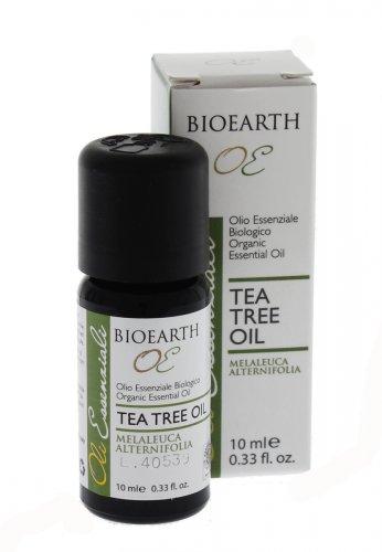 Olio Essenziale Biologico - Tea Tree