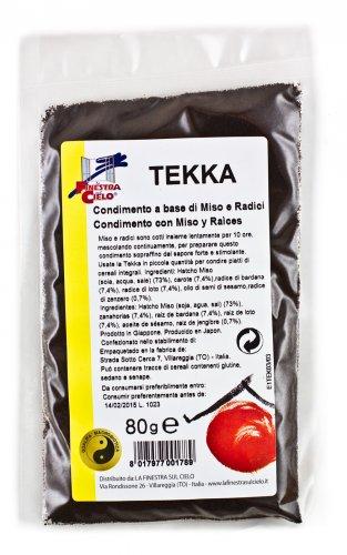 Tekka (Condimento di Miso e Radici)