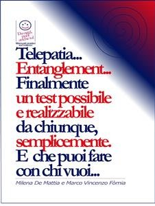Telepatia... Entanglement (eBook)