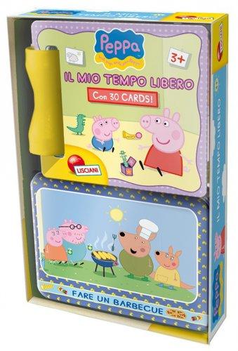 Il Mio Tempo Libero Peppa Pig - Libro con 30 Cards - Dai 3 Anni
