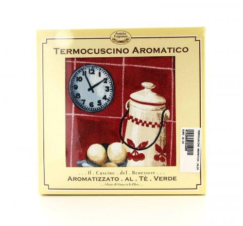 Termocuscino Aromatico al Tè Verde