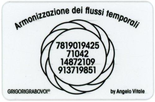 Tessera Radionica - Armonizzazione dei Flussi Temporali