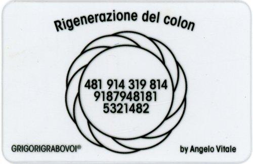 Tessera Radionica 28 - Colon