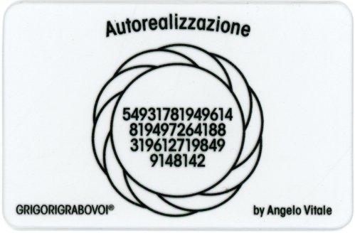 Tessera Radionica - Autorealizzazione