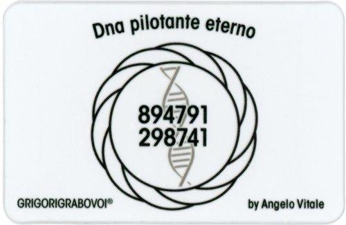 Tessera Radionica - Dna Pilotante Eterno