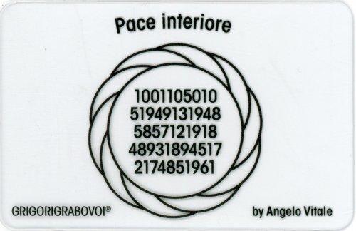 Tessera Radionica - Pace Interiore