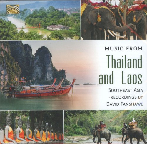 Music From Thailand and Laos