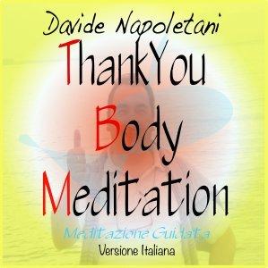 Thank You Body Meditation (AudioCorso Mp3)