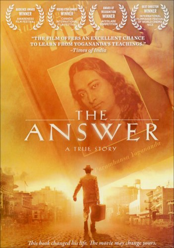 The Answer. A True Story - DVD