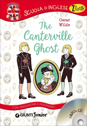 The Canterville Ghost - Libro + CD