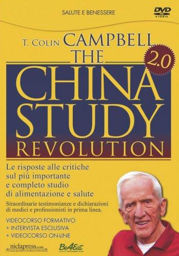 The China Study Revolution 2.0 - Videocorso in DVD