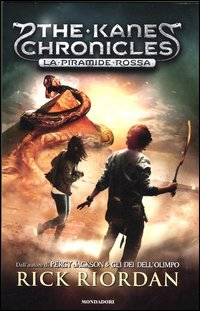 The Kane Chronicles - Vol. 1: La Piramide Rossa