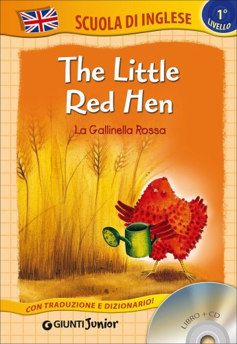 The Little Red Hen - Libro + CD