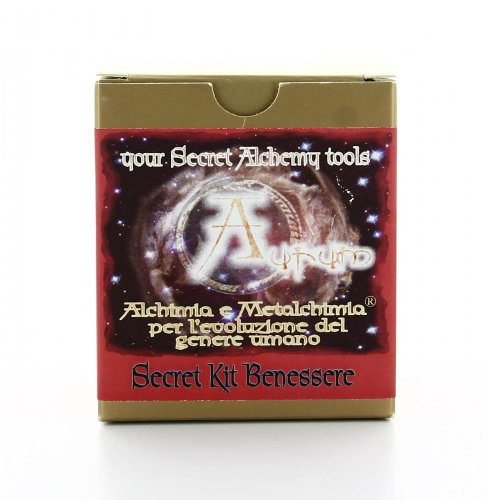 Secret Kit Abbondanza - Your Secret Alchemy Tools