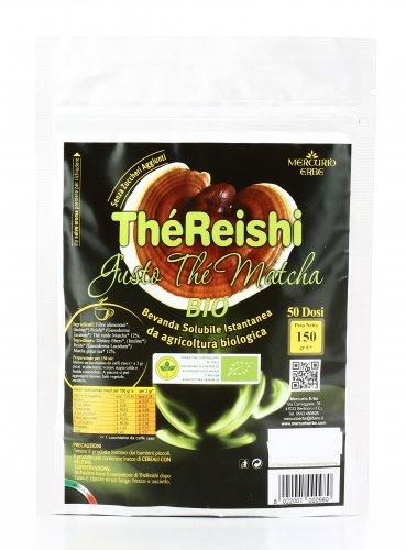 The Reishi al Gusto the Matcha