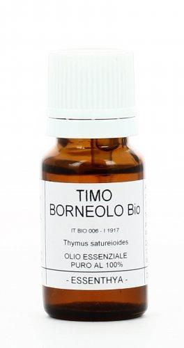 Timo Borneolo Bio - Olio Essenziale Puro - 10Ml