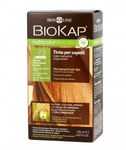 BioKap® Nutricolor Delicato Rapid