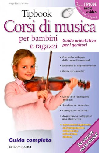Tipbook - Corsi di Musica Per Bambini e Ragazzi