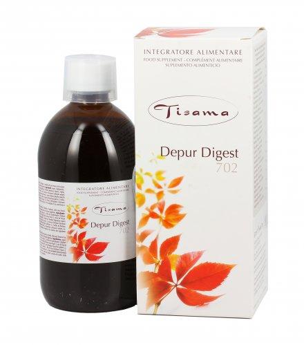 Tisana Depur Digest 702 - Tisama