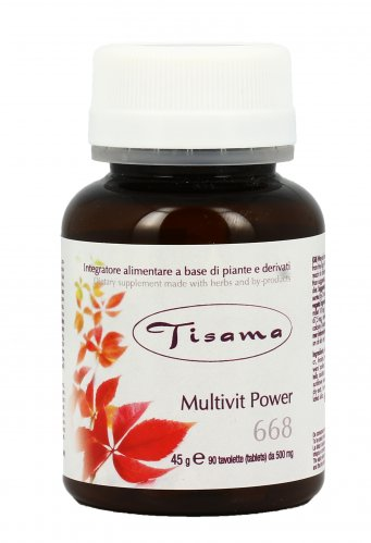 Multivit Power N°668 - Tisama