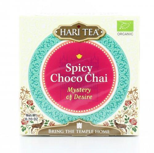 Tisana Spicy Choco Chai Mystery Of Desire
