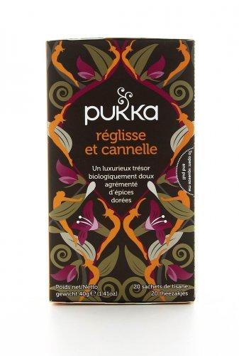 Tisana Pukka - Licorice & Cinnamon