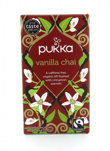 Tisana Pukka - Vanilla Chai