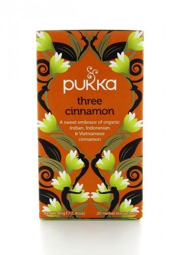 Tisana Pukka - Tre Cannelle