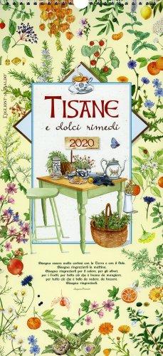 Calendario 2020 - Tisane e Dolci Rimedi - Formato Grande