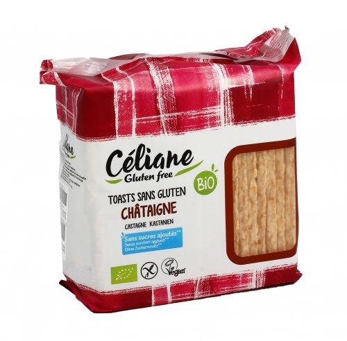 Cialde alle Castagne - Senza Glutine