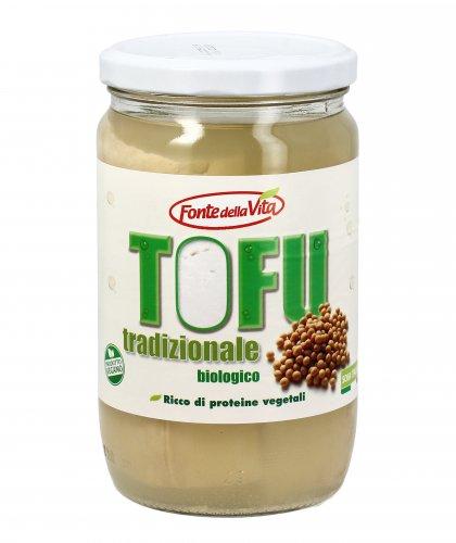 Tofu Tradizionale 100% Vegetale