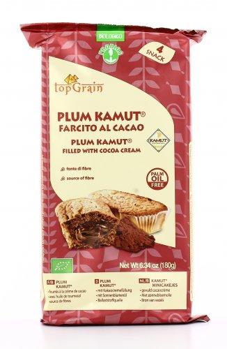 Plum KAMUT® - grano khorasan Farcito al Cacao - Top Grain