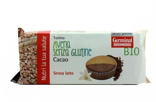 Tortino Avena e Cacao - Senza Glutine