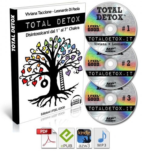 Total Detox (Audio-Ebook)