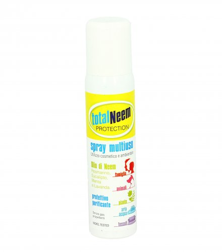 Total Neem Protection - Spray Multiuso