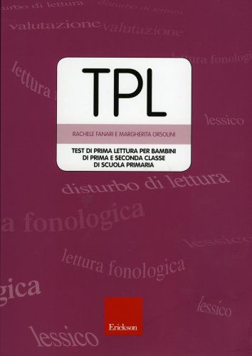 TPL Test di Prima Lettura