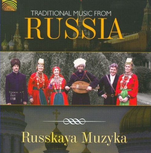 Traditional Music from Russia - CD