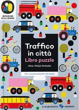 Traffico in Città - Libro Puzzle