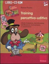 Training Percettivo-Uditivo (Cofanetto con Libro e CD ROM)