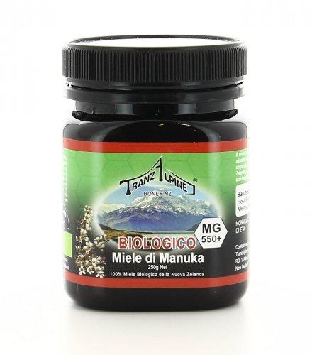 Miele di Manuka - Mg 550