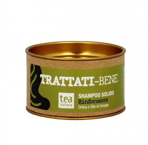 Shampoo Solido - Trattati-Bene