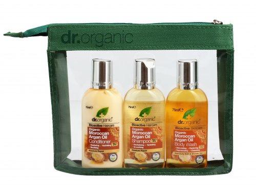 Travel Bag Argan Oil